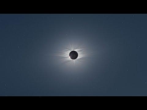 Total Solar Eclipse 2017 (360 Video)