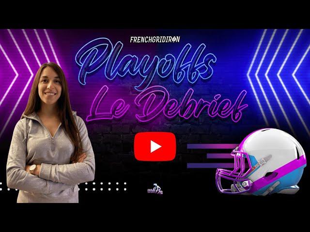 Le Debrief de Marion Santiago du Wildcard Round NFL | #SuperWildcard #NFL #FFFA