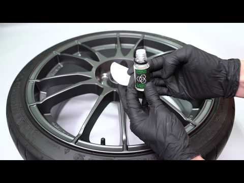 Platinum Wheels Ceramic Coating | Sealing OZ Racing Ultraleggera Wheels