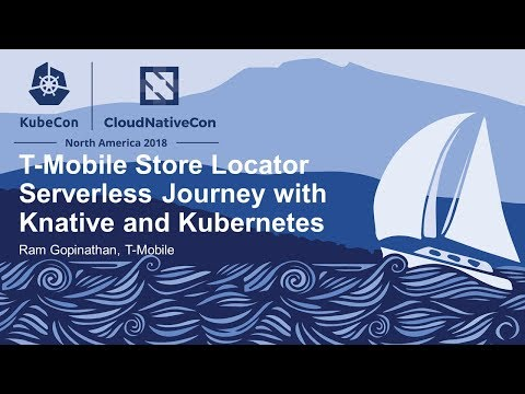 T Mobile Store Locator Serverless Journey With Knative And