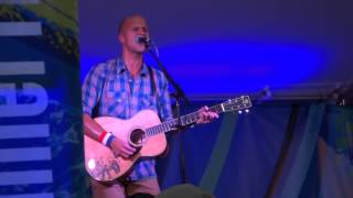 Milow - Sons of Our Fathers - Live at Bonnaroo 2013, Miller Lite Lounge, Manchester, TN-6/16/13