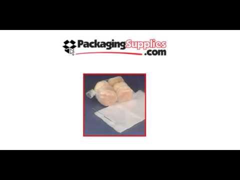 Wicketed Bread Bags -  Low Density Polyethylene