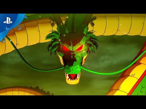 Dragon Ball Z: Kakarot - Villains Focused Trailer | PS4