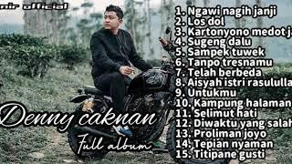 Download DENNY CAKNAN FULL ALBUM 2020 | PILIHAN LAGU TERBAIK DENNY CAKNAN