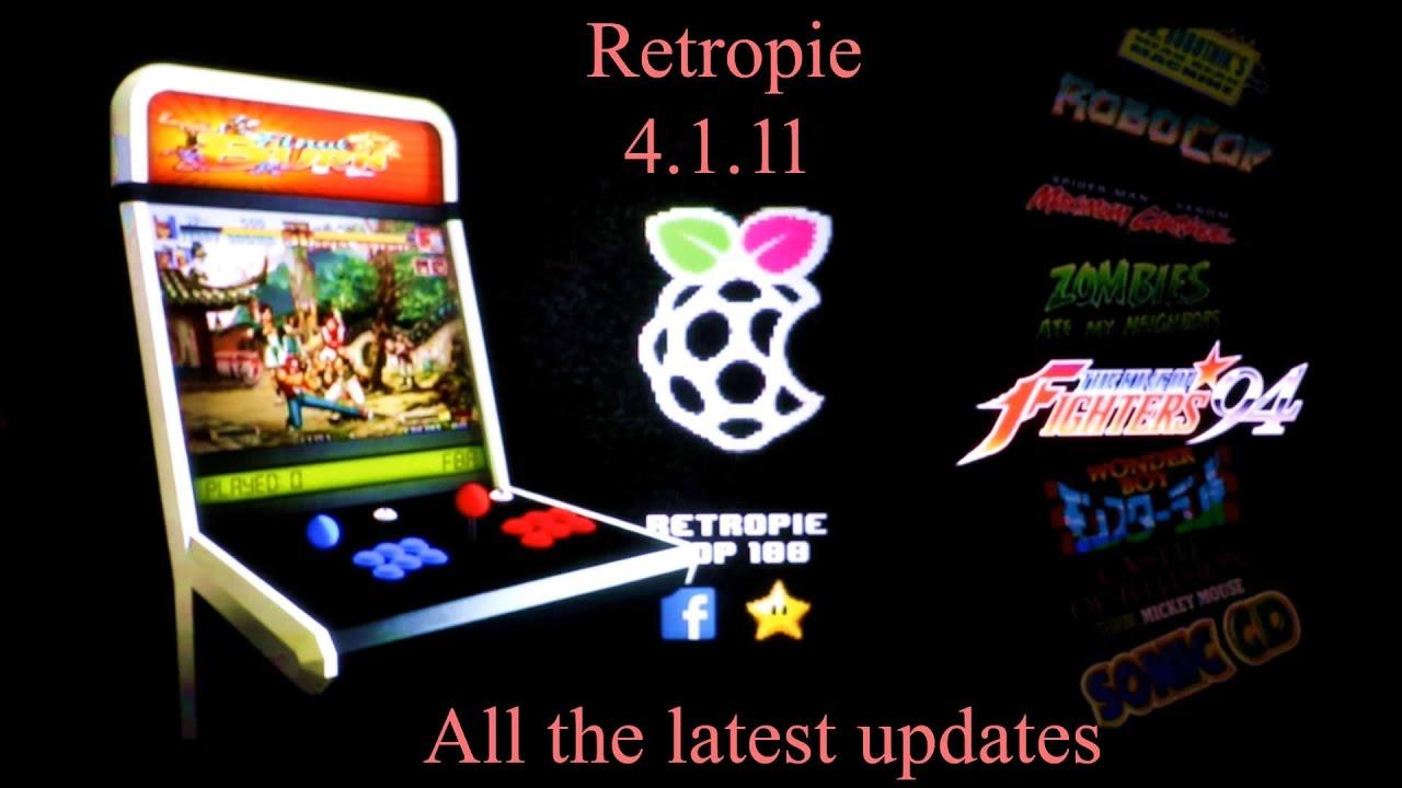 retropie 4.1