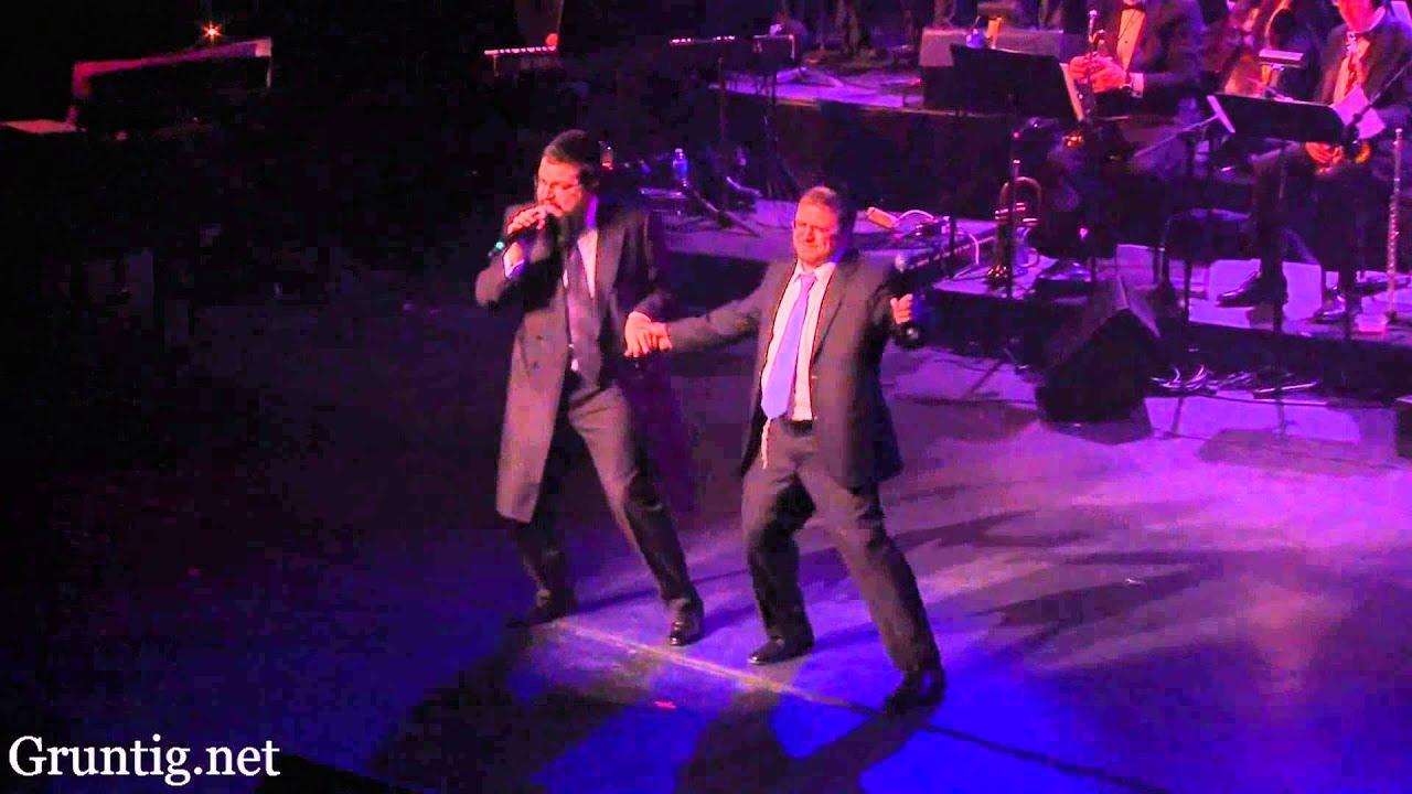 Benny Friedman Eitan Katz Baruch Levine Edan Pinchot - Morasha@50 Concert