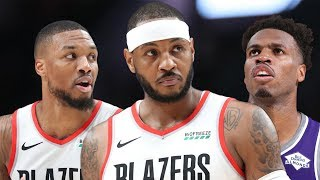 Portland Trail Blazers vs Sacramento Kings Full Game Highlights | December 4, 2019-20 NBA Season