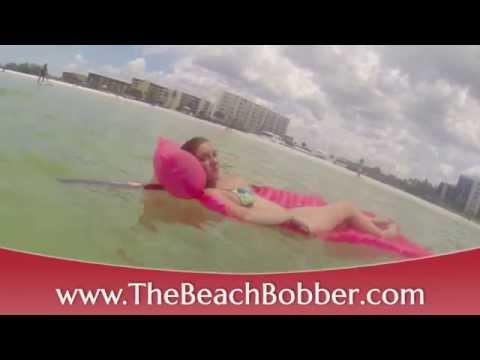 The Beach Bobber An Anchoring System For Beach Floats