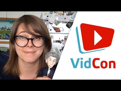 Doctor Puppet at VidCon 2016! GERONIMO!