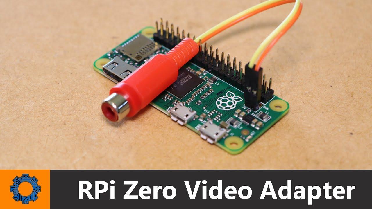 Raspberry Pi - Video Adapter