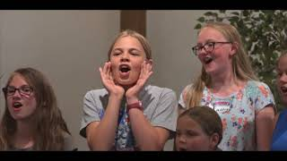 VBS 2018 (Calvary Baptist Church) ||Savchenko family