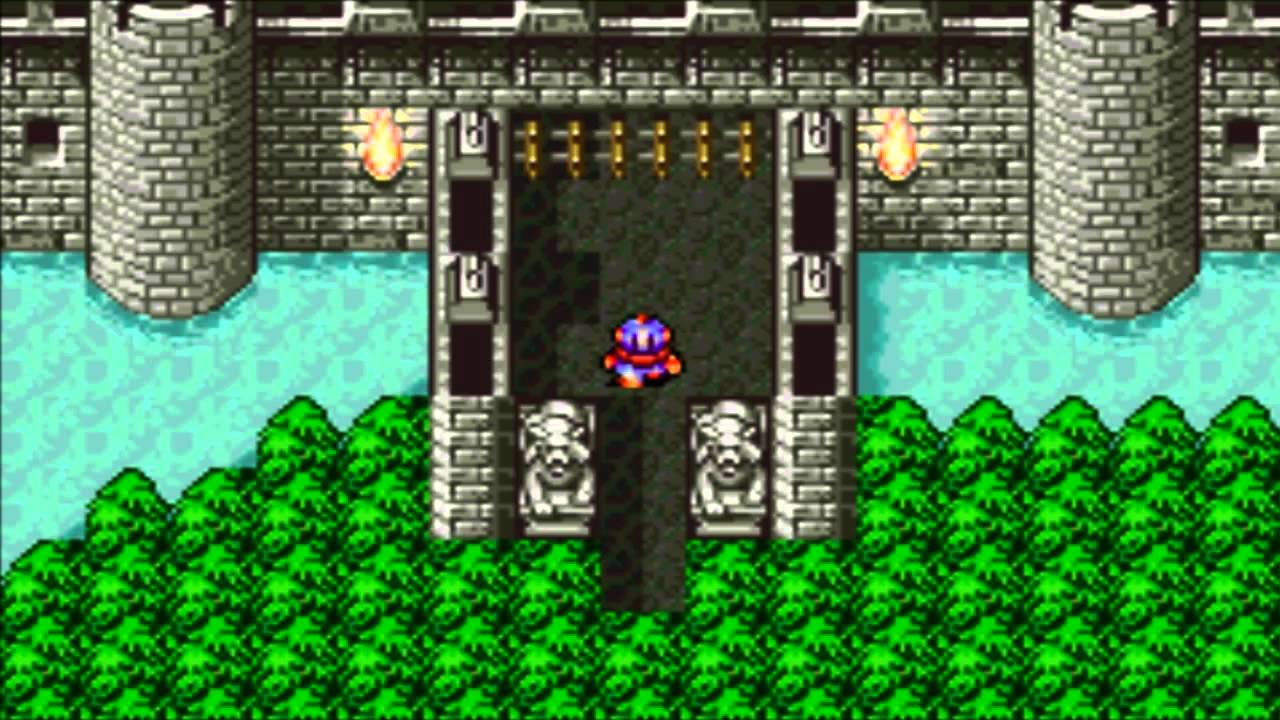 Final Fantasy 4 Advance (GBA) Part 50 The Lunar Ruins Part 8 and Cid's Trial - YouTube