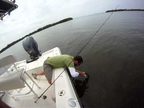 Brian and John Snook Fishing !