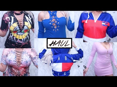 ALIEXPRESS INSTAGRAM BADDIE HAUL | $2 AND UP // CHEAP AND AFFORDABLE FASHION NOVA + BOOHOO DUPES