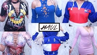 ALIEXPRESS INSTAGRAM BADDIE HAUL   $2 AND UP // CHEAP AND AFFORDABLE FASHION NOVA + BOOHOO DUPES