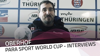 Bissonnette took-home the title | IBSF Para Sport Official
