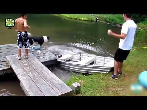 #2 Men VS Boats