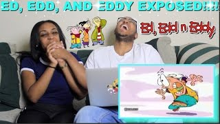 "Couple Reacts : ""ED, EDD, & EDDY: EXPOSED"" By Berleezy Reaction!!!"
