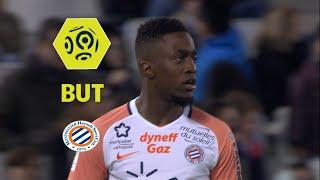 But Isaac MBENZA (90' +2) / Girondins de Bordeaux - Montpellier Hérault SC (0-2)  / 2017-18