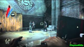 Dishonored: Art Dealers House Key And Safe Combo!