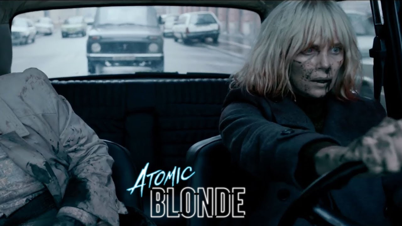 Charlize theron atomic blonde sex scene - 2 part 8