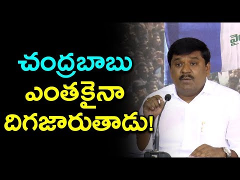 YSRCP Reveal Chandrababu Scams   Eada Rajasekhara Reddy About TDP Agreement With Singapore Companies
