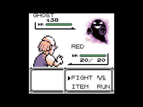 Pokemon Black Creepypasta rom hack - Ghost theme and Ghost final battle