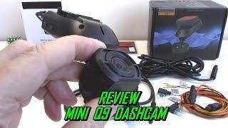 Mini Q9 Swivel Lens Dash Cam DVR Review