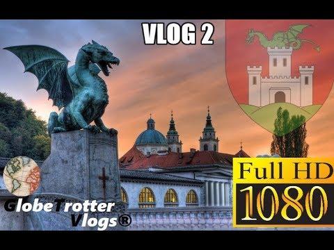 Ljubljana, Slovenia HD