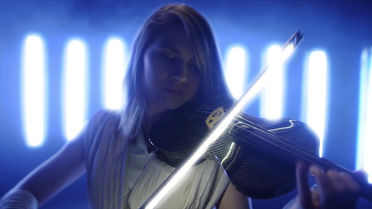Star Wars Medley (Violin Cover) - Taylor Davis