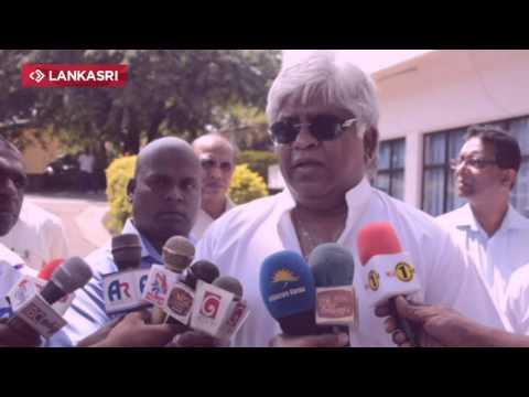 Ports and Shipping Minister Arjuna Ranatunga visits Trincomalee