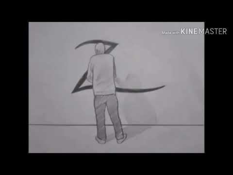 Desenho De Um Rosto De Homem Youtube