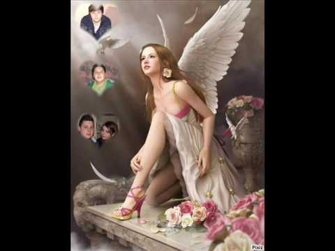 un ange frappe à ma porte