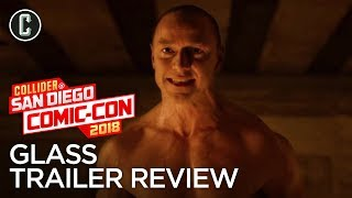 Glass Trailer Reaction & Review - SDCC 2018
