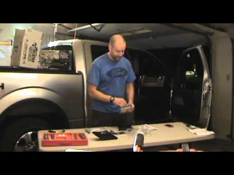 Ram Mounts No Drill Laptop And Ipad Truck Mount