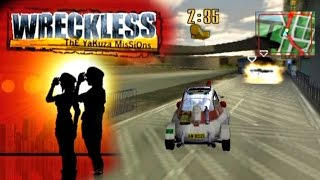 Wreckless: The Yakuza Missions ... (PS2)
