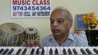 """Na Gonthu Shrutilona""""JANAKI RAMUDU""""telugu KEYBOARD music by VISWANATHA LS"""