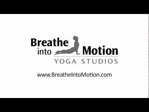 Breathe Into Motion - Yoga Studio, Cambridge, Ontario