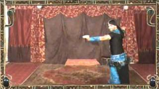 ASI HASKAL Belly dance Choreography to Zay El Assal