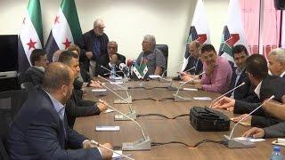 أخبار عربية: الهيئة العليا للمفاوضات الممثلة للمعارضة السورية تدعم محادثات استانا