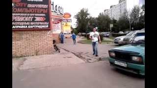 ПРИКОЛИСТ г Ивантеевка ;-)