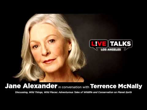 Jane Alexander in conversation with Terrence McNally