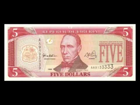 All Liberian Dollar Banknotes - 1989 to 2011 in HD