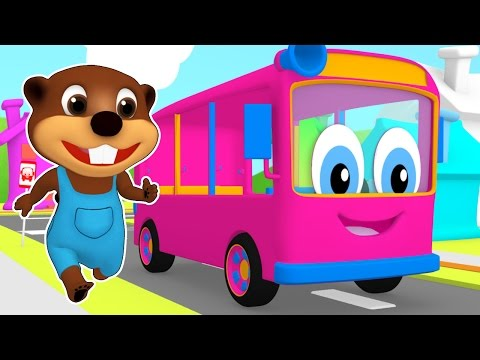 """""""Pink Bus Wait for Me"""" 