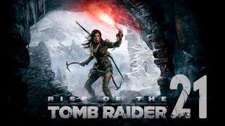 "Rise of the Tomb Raider | En Español | Capitulo 21 | ""Tumba : Baños de Kitezh"""