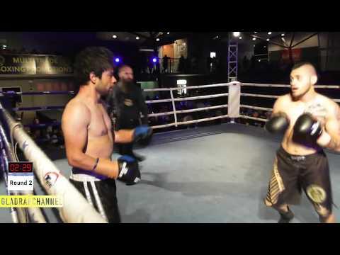 Fight 8 - Nicholas Hikuroa vs Skope Siaosi - Multitrade Promotions - Auckland 02Dec17