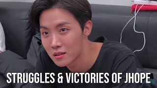 CORRECTED Struggles & Victories of Jhope | The Underestimated Wisdom, Leadership & Maturity of JHope