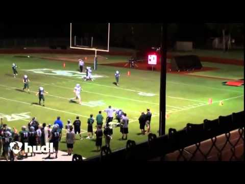 Kevin C Owens CB/WR #5 - Lutheran South Academy (2014 Varsity Football Season)