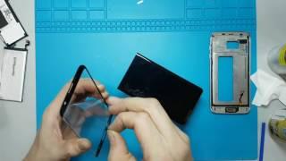 Заміна скла Samsung Galaxy S7 краю заміна скла Samsung Galaxy S7 краю