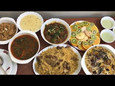 Dawat preparation for —10 people— with full recipes    Pakistani mom in Dubai